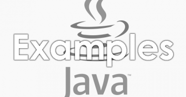 java exampless