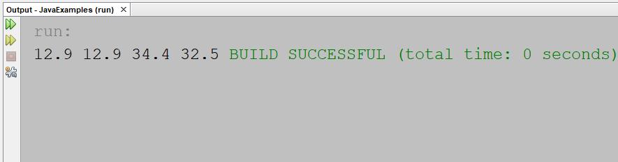 java example 3