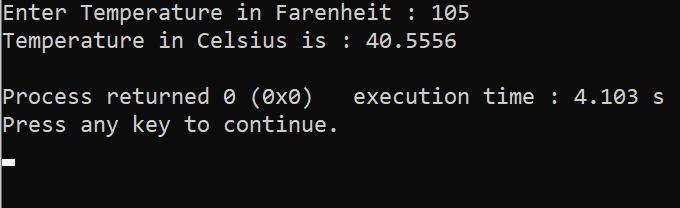c++ examples -1